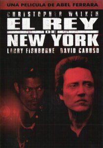 Póster de la película El rey de Nueva York