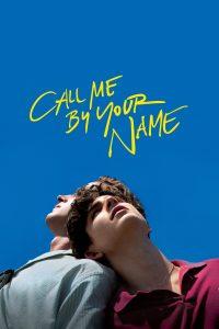 Póster de la película Call Me by Your Name