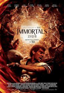 Póster de la película Immortals