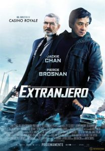 Póster de la película El Extranjero (2017)