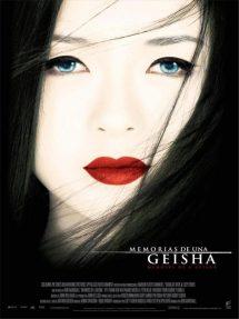 Póster de la película Memorias de una geisha