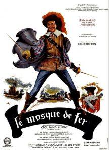 La máscara de hierro (1962)