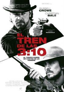 Póster de la película El tren de las 3:10 (2007)