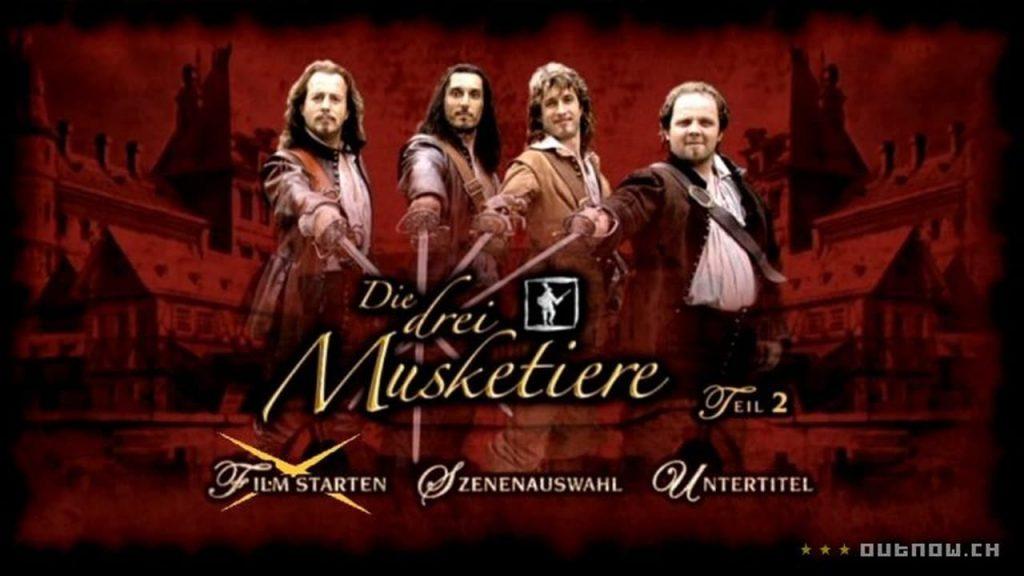 D'Artagnan y los tres mosqueteros - 0 - elfinalde