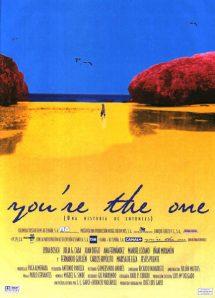 Póster de la película You're the one (una historia de entonces)