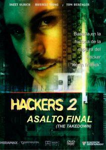 Póster de la película El asalto final (Hackers 2: Operación Takedown)