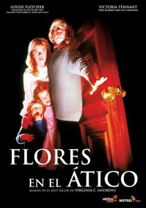 Póster de la película Flores en el ático (1987)