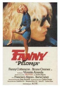 """Póster de la película Fanny """"Pelopaja"""""""
