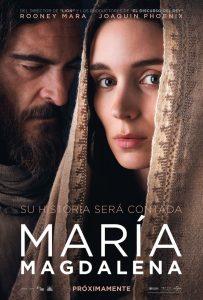 Póster de la película María Magdalena