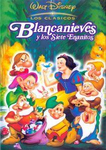 Póster de la película Blancanieves y los siete enanitos