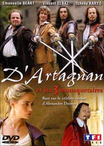 D'Artagnan y los tres mosqueteros