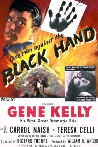 Póster de la película La mano negra