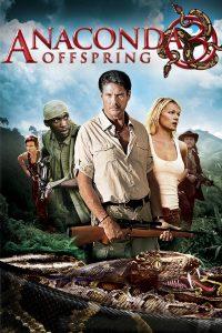 Póster de la película Anaconda 3: La amenaza