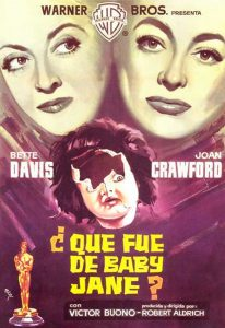 Póster de la película ¿Qué fue de Baby Jane?