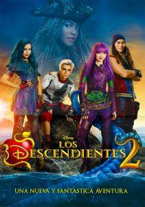 Póster de la película Los descendientes 2