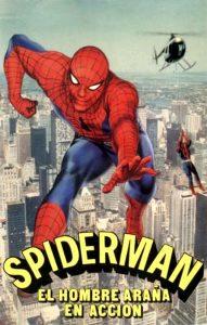 Póster de la película Spider-Man: El hombre araña