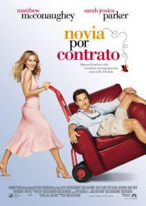 Póster de la película Novia por contrato