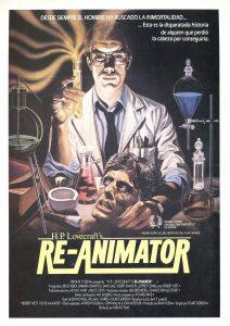 Póster de la película Re-Animator