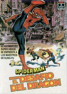 Spider-Man. El desafío del Dragón