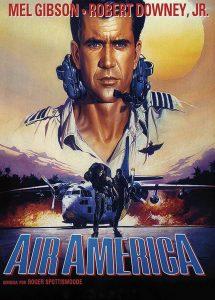 Póster de la película Air America