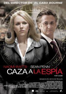 Póster de la película Caza a la espía