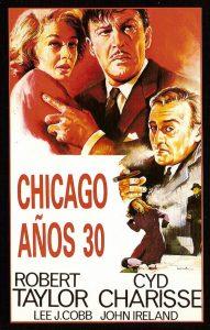 Póster de la película Chicago años 30