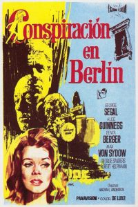 Póster de la película Conspiración en Berlín