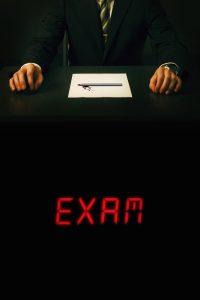 Póster de la película Examen