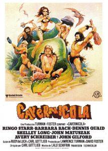 Póster de la película Cavernícola (1981)