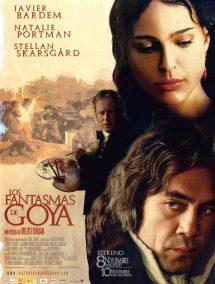 Póster de la película Los fantasmas de Goya