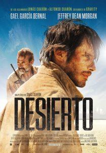 Póster de la película Desierto
