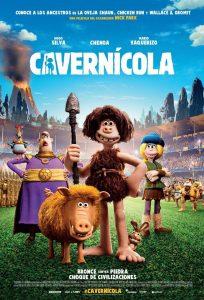 Póster de la película Cavernícola