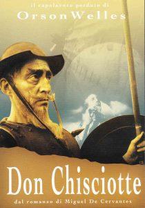 Póster de la película Don Quijote de Orson Welles