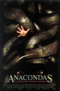 Póster de la película Anacondas: La cacería por la orquídea sangrienta