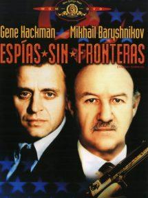 Póster de la película Espías sin fronteras