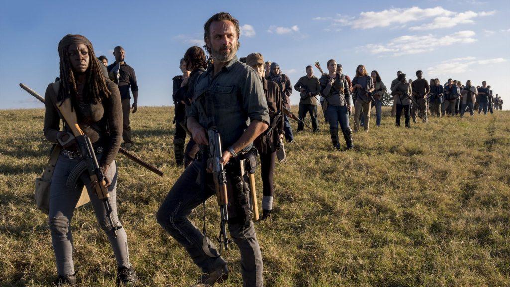 The Walking Dead 2ª parte (9-16) Temporada 8 - 0 - elfinalde