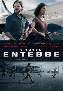 Póster de la película 7 días en Entebbe