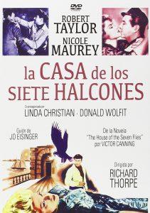 Póster de la película La casa de los siete halcones