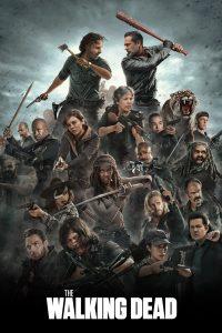 Póster de la serie The Walking Dead 2ª parte (9-16) Temporada 8