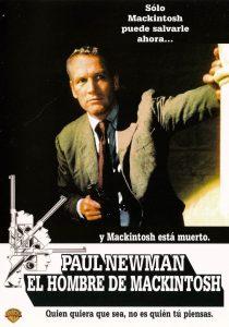 Póster de la película El hombre de Mackintosh