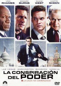 Póster de la película La conspiración del poder