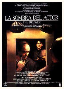 Póster de la película La sombra del actor (1983)
