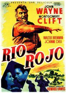 Póster de la película Río Rojo