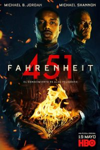 Póster de la película Fahrenheit 451 (2018)