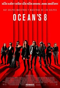 Póster de la película Ocean's 8