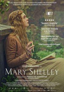 Póster de la película Mary Shelley