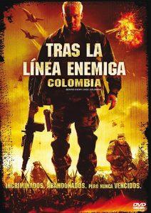 Póster de la película Tras la línea enemiga 3: Colombia