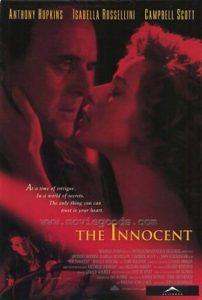 Póster de la película El inocente (1993)