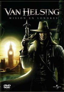 Póster de la película Van Helsing: Misión en Londres