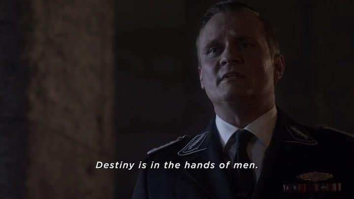 El hombre en el castillo Temporada 1 - 1 - elfinalde